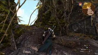 Wiedźmin 3 Dziki Gon - gameplay z PAX East 2015 PL