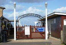 Entrance to Yarmouth Pier.JPG