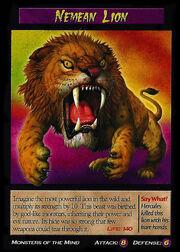 Nemean Lion