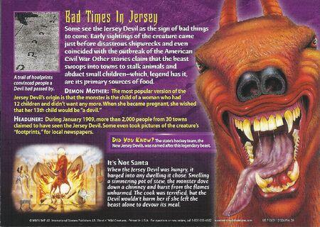 Jersey Devil back