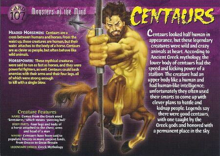Centaurs front