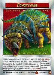 Edmontonia Card