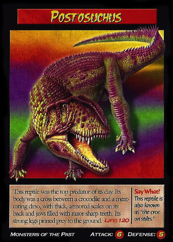 Postosuchus