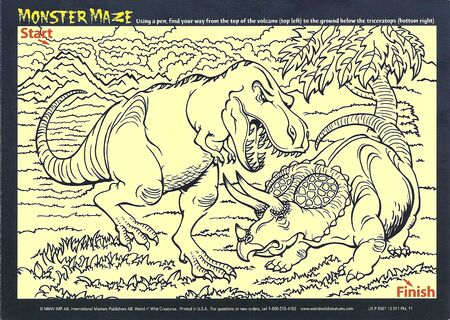 Monster Mania 12b