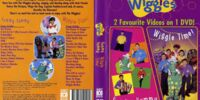 Yummy Yummy + Wiggle Time DVD