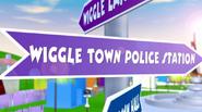 WiggleTownPoliceStationSign