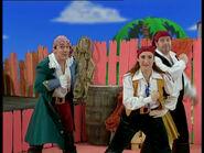 PiratesRudolf,CharlieandJames