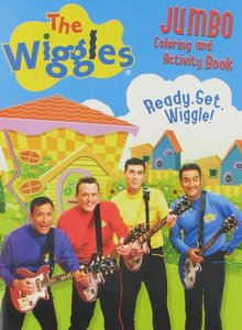 The Wiggles 39 Jumbo Coloring and