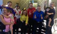 TheWiggles,CaptainandthePageFamily