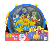 The Wiggles Drum Set