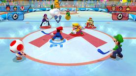 MSM 1-1 Hockey