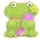 KEY Frog Umbrella Stand sprite