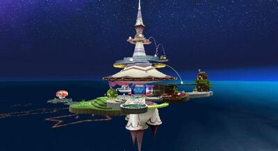 Cosmic observatory-1-