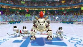 Dry Bowser - Dry Bones - Winter Games