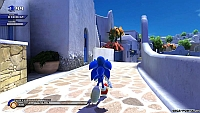 Sonic Unleashed 3D Mode
