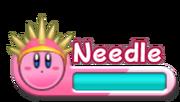 KRtDL Needle UI