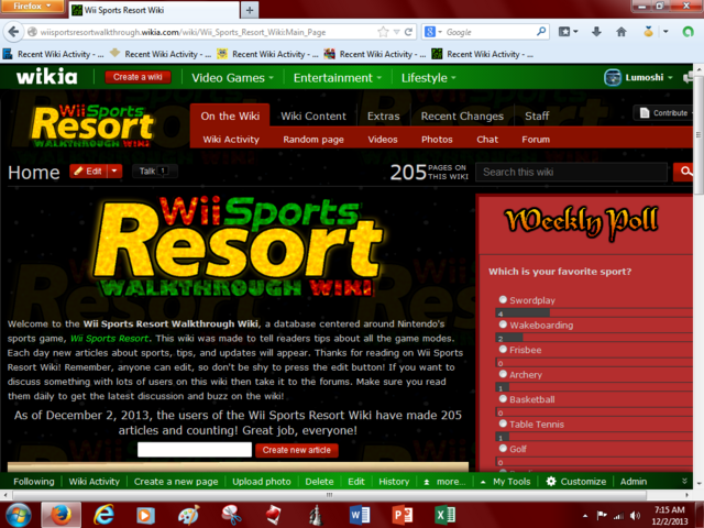 File:Wii Sports Resort Wiki Theme (Christmas).PNG
