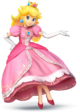 Wii U Peach artwork