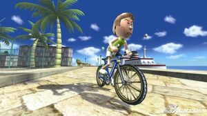 Wiisportsresortcycling