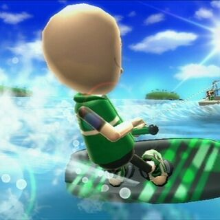 Wakeboarding wiikipedia fandom powered by wikia - Wii sports resort table tennis cheats ...