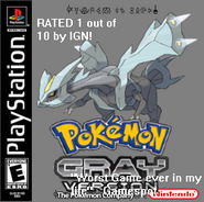 Pokemon for PS1
