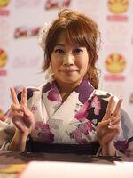 Junko Takeuchi - Dimanche - Japan Expo 2013 - P1670498