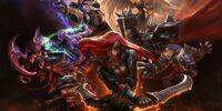 League of Legends Wiki 2011