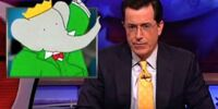 The Colbert Report/Episodes/EpGuide/Episode 404