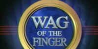 Wag of the Finger