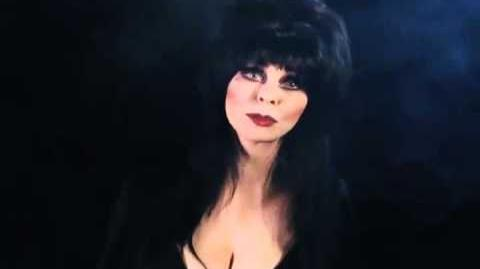 Elvira's Not a Witch