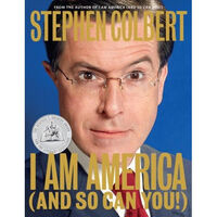 I Am America book cover