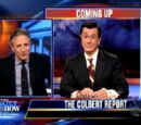 The Colbert Report/Episodes/EpGuide/Episode 296
