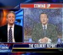 The Colbert Report/Episodes/EpGuide/Episode 301