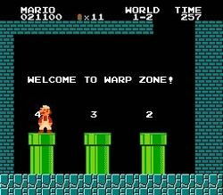 Super Mario Bros NES ScreenShot3