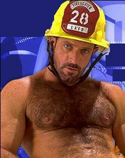 Gay Bear Firefighter