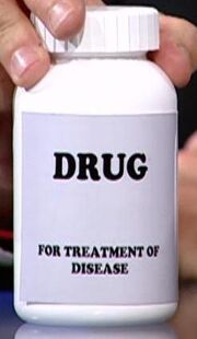 Drug for the treatment of disease