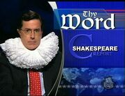ColbertShakespeare