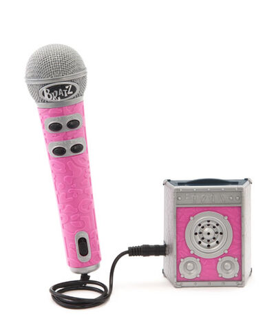 File:On the Mic Microphone and Speaker.jpg