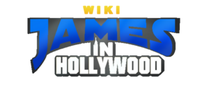 James In Hollywood Logo (Season 3)