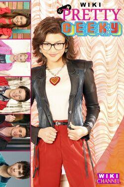 Pretty Geeky Movie Poster