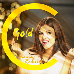 Chesney Gold cover