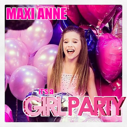 Girl Party Maxi Anne