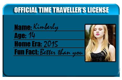 LicenseKimberly