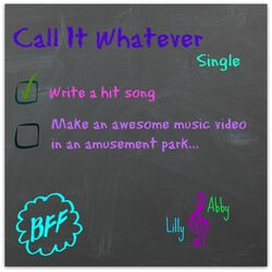 Call It Whatever Single Cover 2