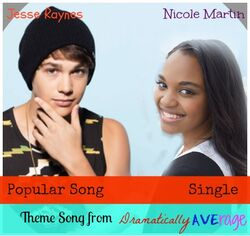 Popular Song Single Cover 1