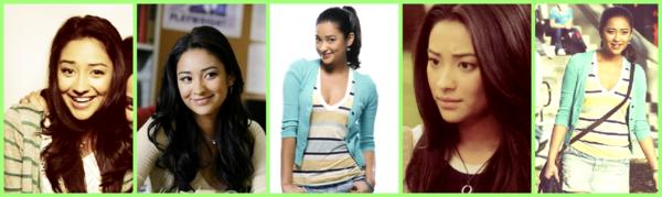 Shay season 1 collage