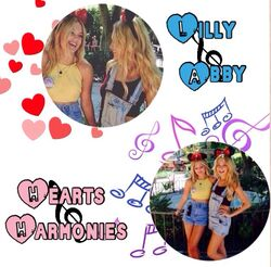 Lilly and Abby Hearts and Harmonies Possible Cover