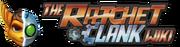 Rachet & Clank Wordmark
