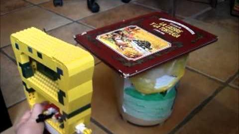 LegoBob EP 15 - El VerdeBob