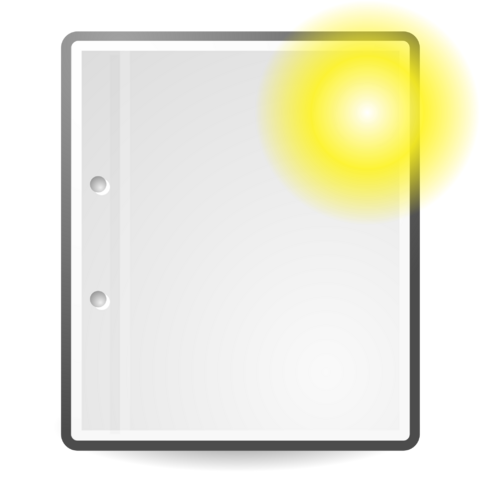 File:Document-new.png